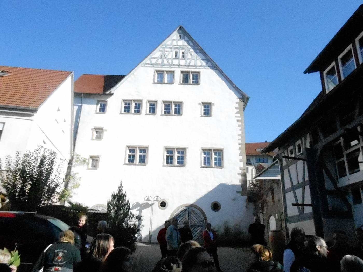Steinheim Stadtführung 030
